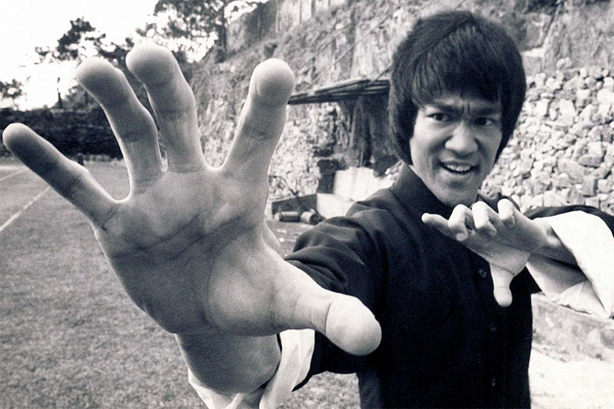 Enter the Dragon - Bruce Lee - Black Fu