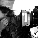 Spielberg directing Close Encounters of the Third Kind
