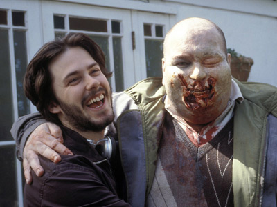 Edgar Wright: director, Shaun of the Dead