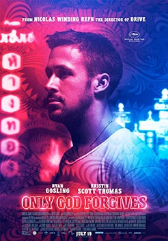 Only God Forgives - poster
