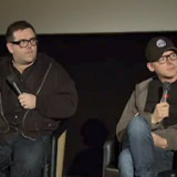 Simon Pegg & Nick Frost - Paul Q & A - Popcorn Taxi
